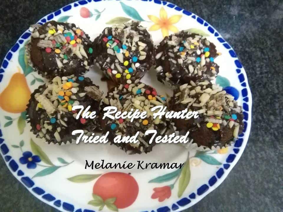 Melanie's Chocolate Ganache Cupcakes