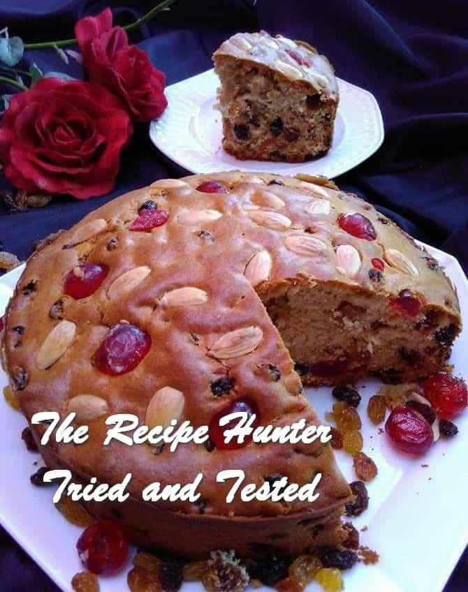 Rashida_s Fruit Cake