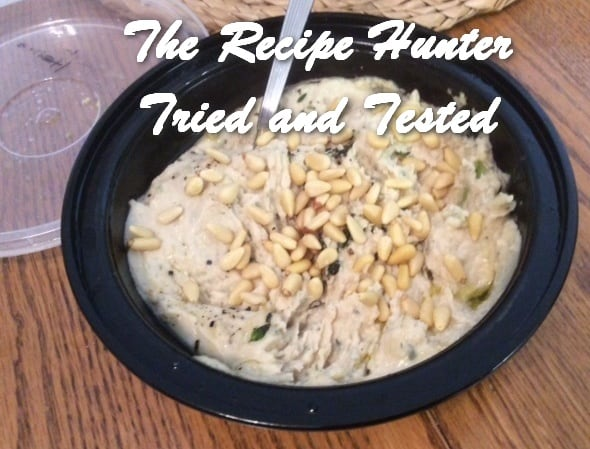 TRH Es's White Bean and Herbs Hummus2