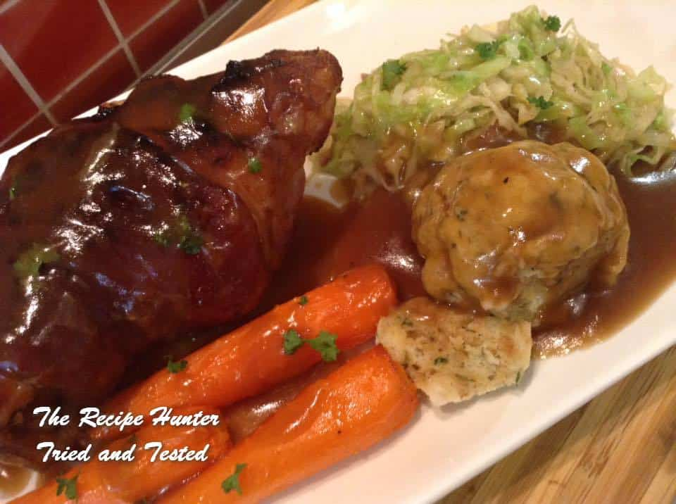 Gail Smoked Pork Hocks (Eisbein)