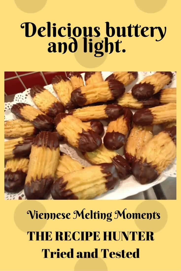 Gail's Viennese Melting Moments