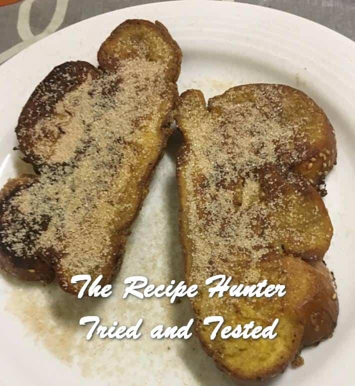 Hannah's Challah French Toast
