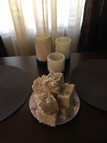 "August G…uest #15: Gluten & Dairy Free Rice Krispie ""Fairy"" Treats"