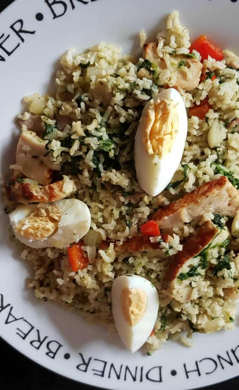 Brown Rice Pilaf2