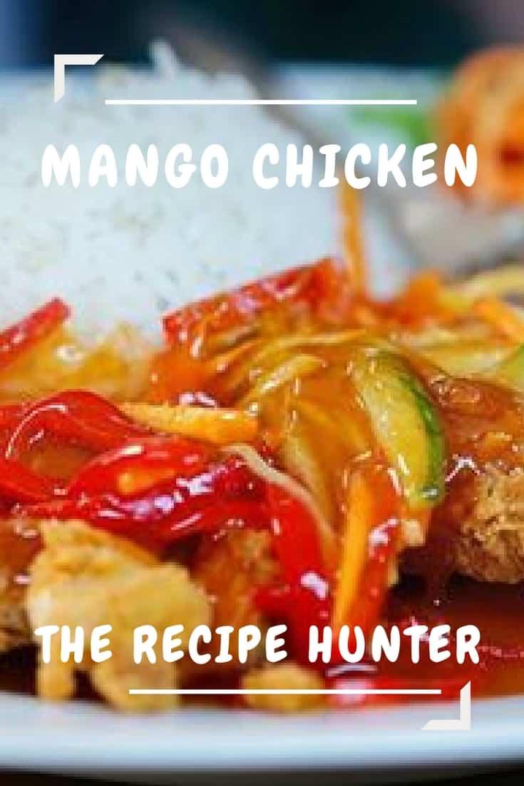 Carol's Mango Chicken