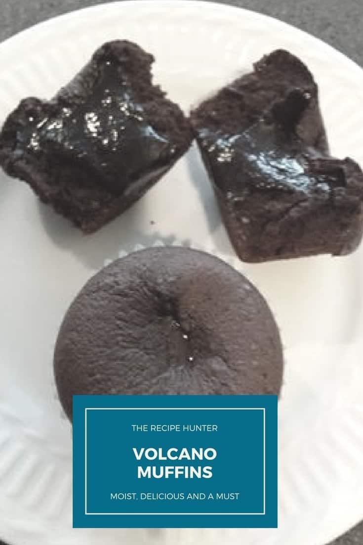 Es's Volcano Muffins