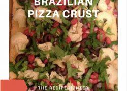 Irene's Gluten Free Brazilian Pizza Crust