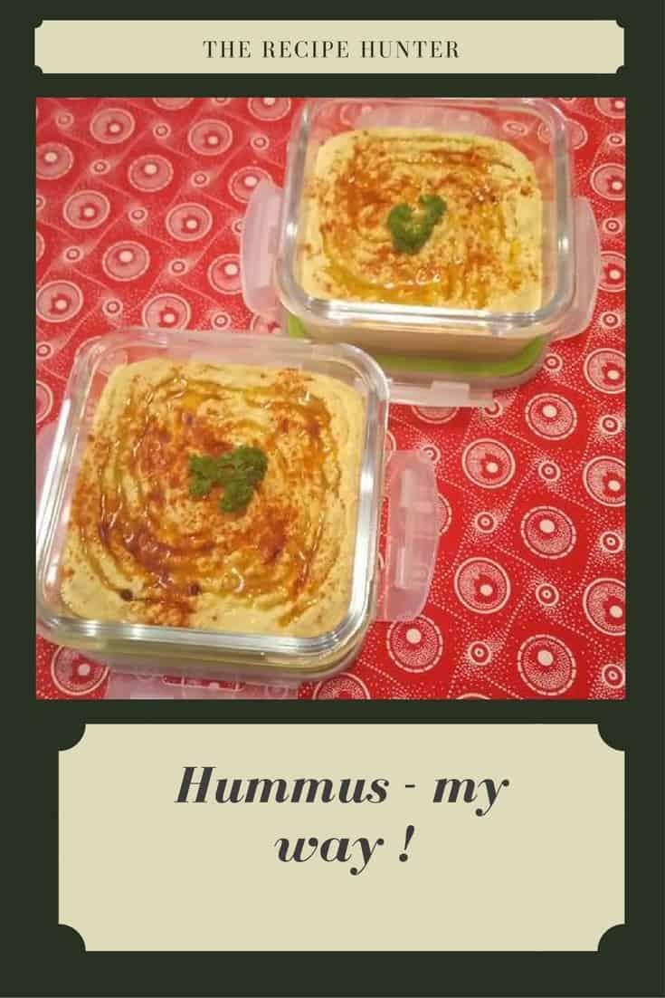 Dee's Hummus