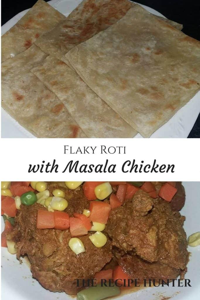 Roti and Chicken