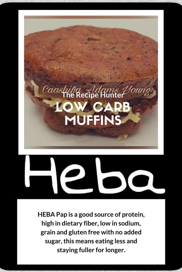 Caashifa's Low Carb Heba Muffins
