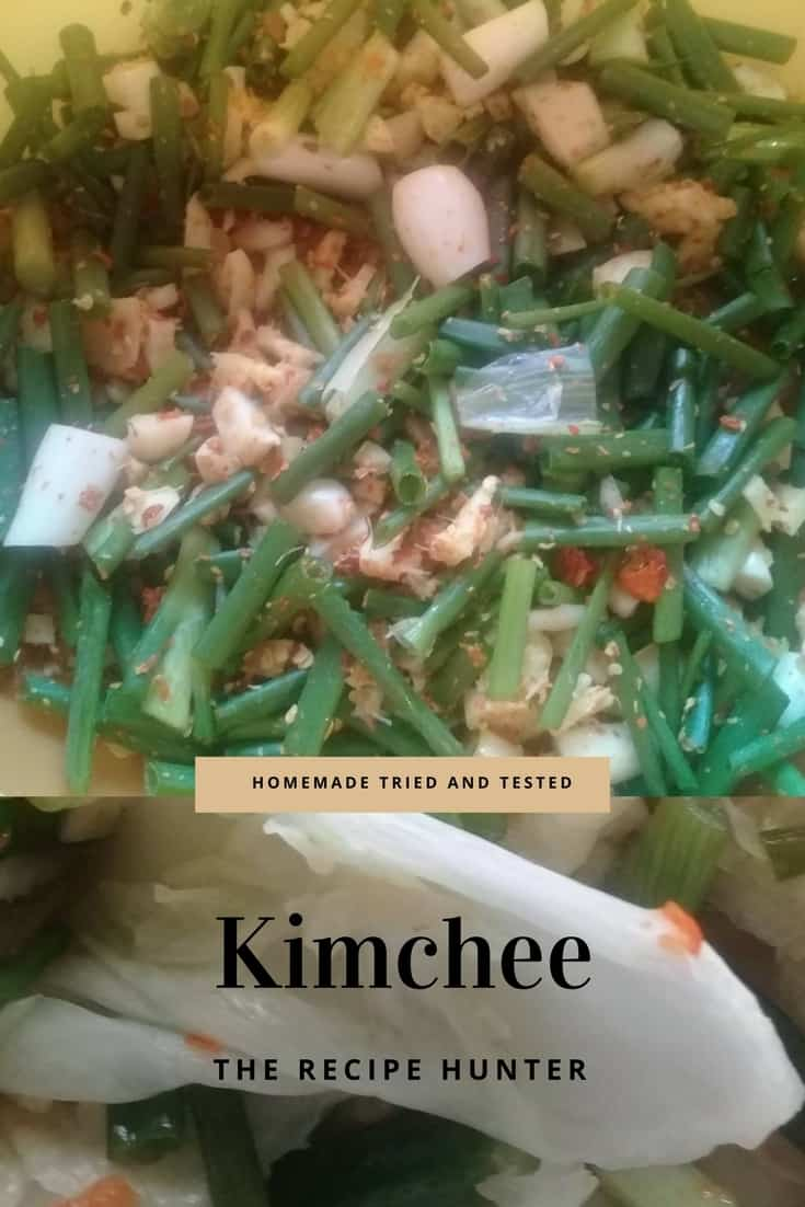 Carol's Kimchee