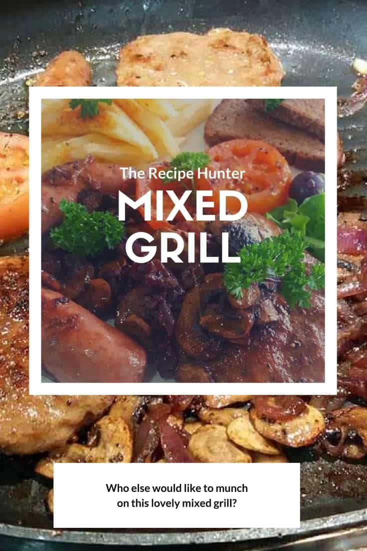 Feriel's Mixed Grill