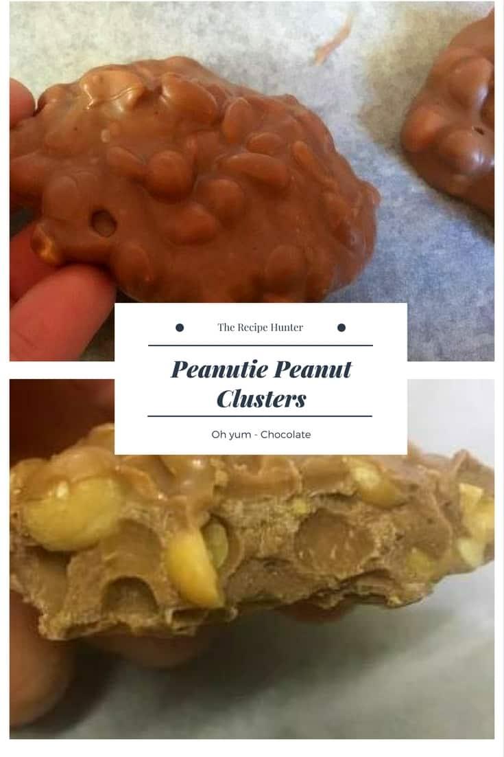 Bobby's Peanutie Peanut Clusters