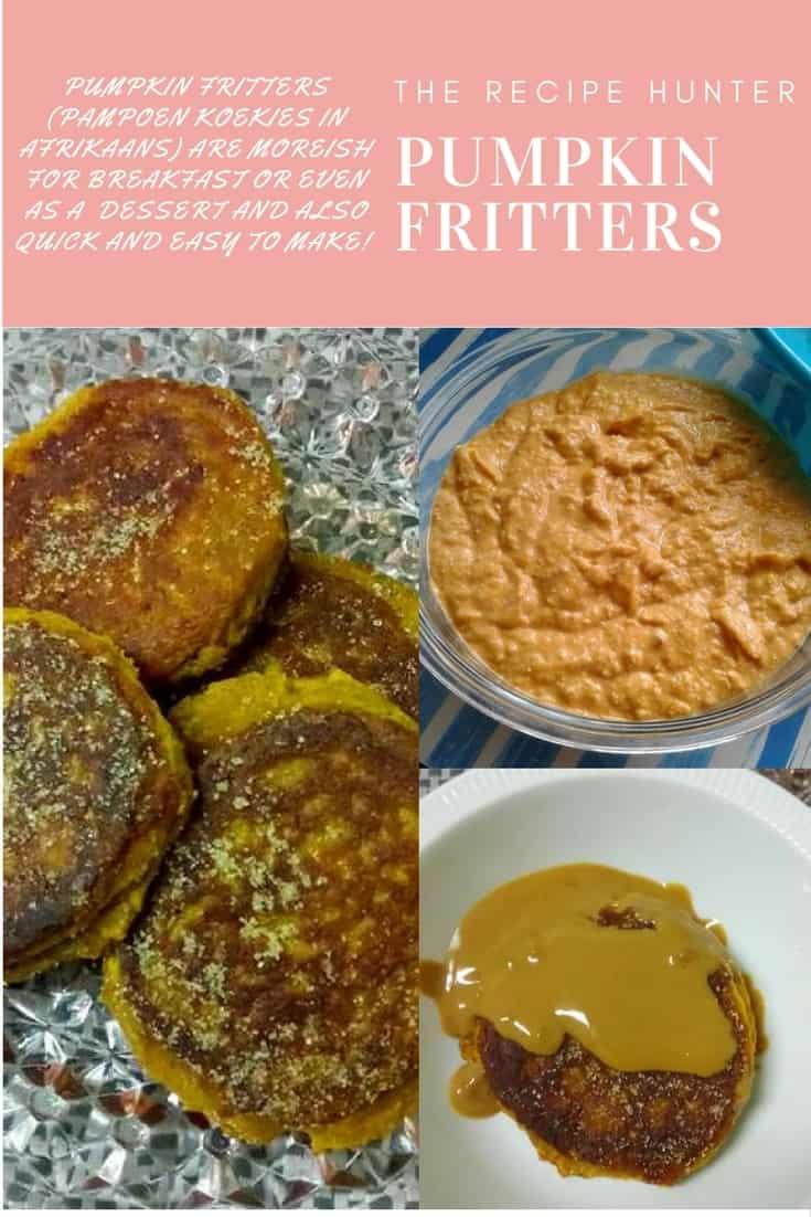 Dee's Pumpkin Fritters