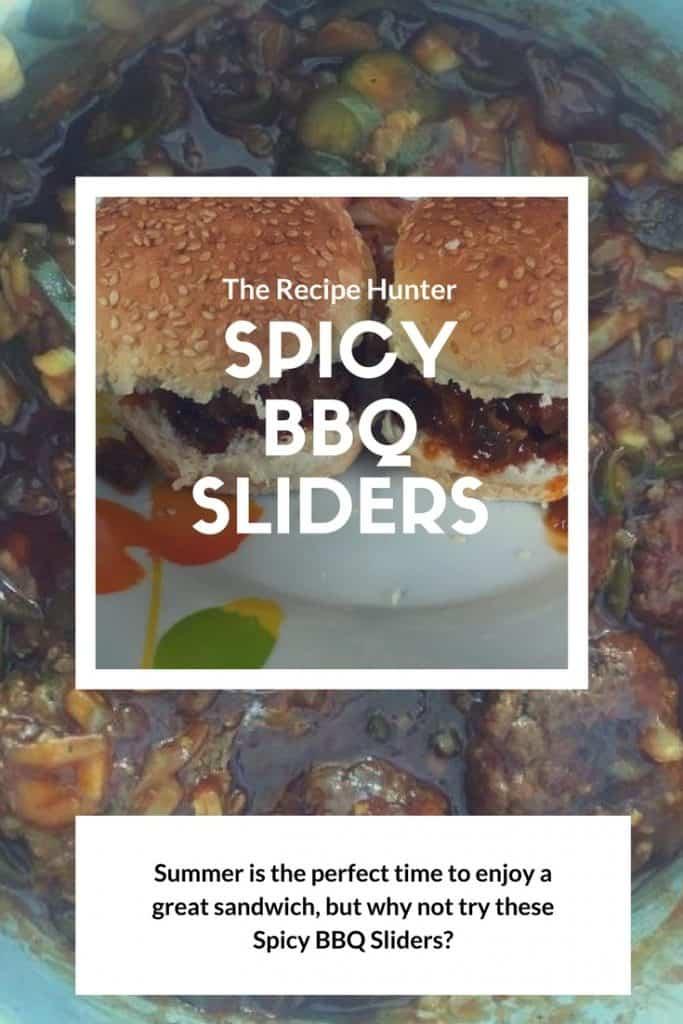 BBQ Sliders