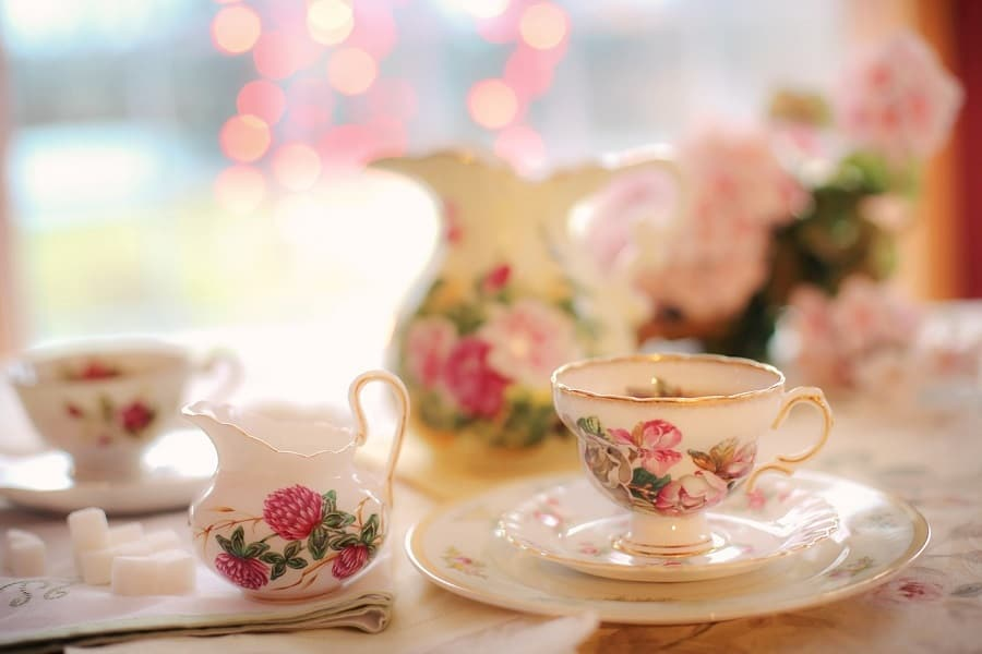 Guest: How to Host a Vegan Tea Party