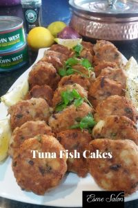 Twit Tuna Fish Cakes