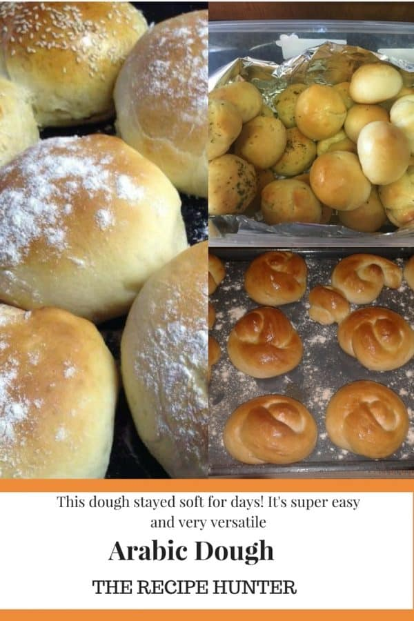Arabic Dough bread