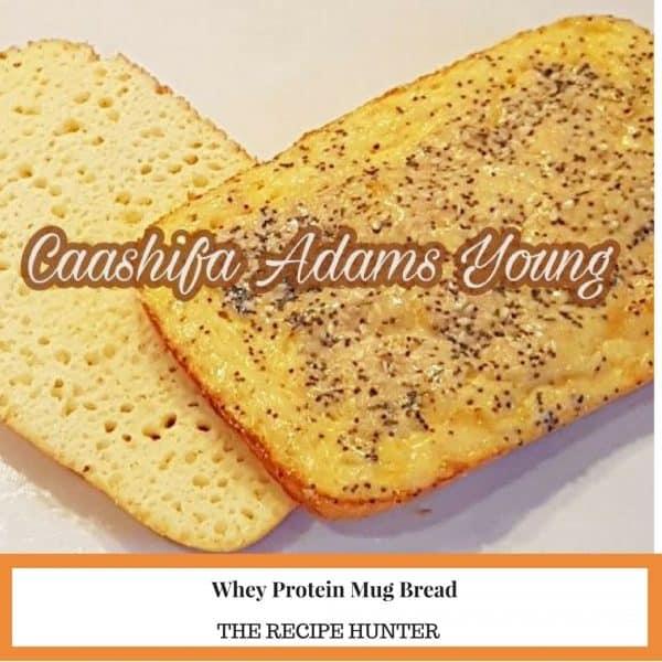 Whey Protein Mug Bread