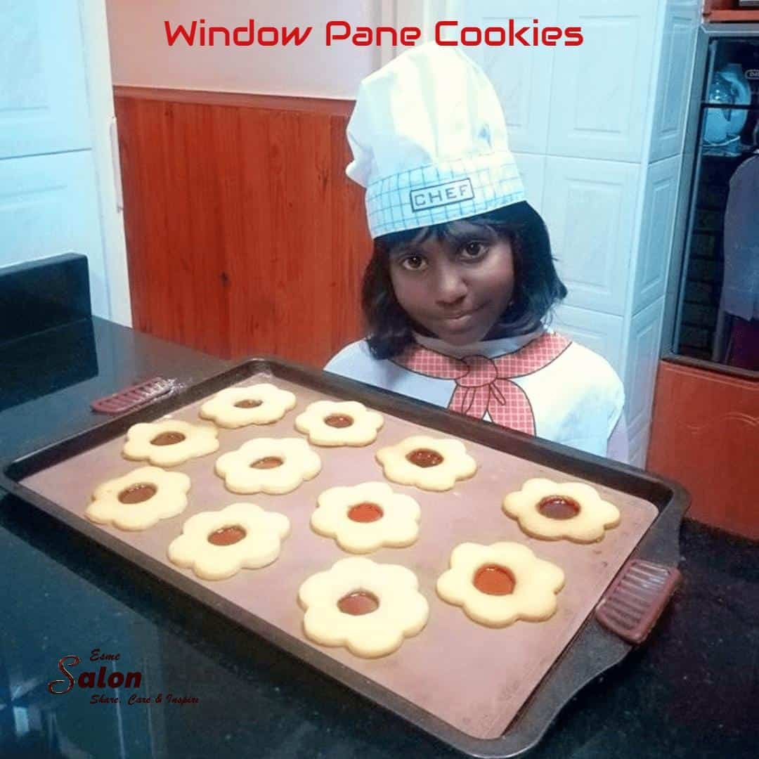 Window Pane Cookies