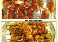 Simple Teriyaki Chicken Kebabs