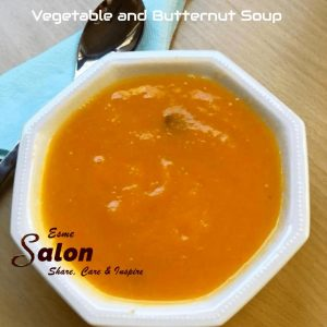 Vegetable and Butternut Soup