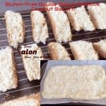 Double Baked Delicious Coconut Biscotti