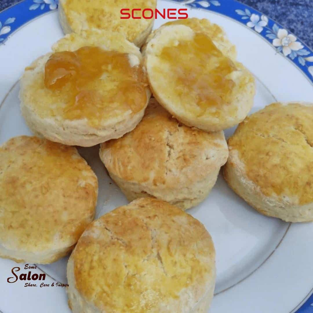 Homemade Delicious Tea Time Scones