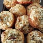 Homemade Leftover Chicken Scone Pies