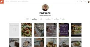 EsmeSalon Flipboard Profile