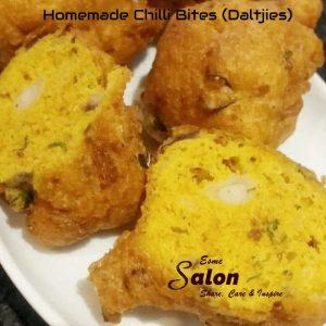 Homemade Chilli Bites (Daltjies)