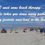I need some beach therapy....