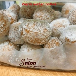 Warm water bollas