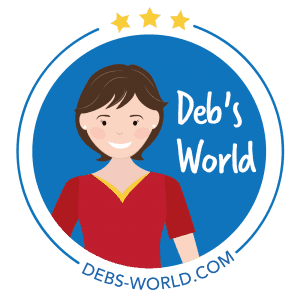 "Interview with Debbie from ""Deb's World!"""