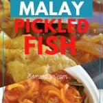Cape Malay deboned Hake picked Fish
