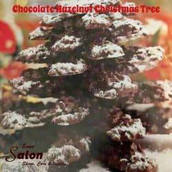 Chocolate Hazelnut Christmas Tree Final