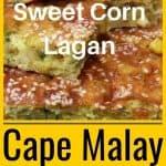 Spinach Sweet Corn Lagan