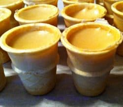 Caramel Cones – Easy Microwave Recipe