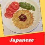 Japanese Cabbage Pancake