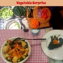 Vegetable Surprise