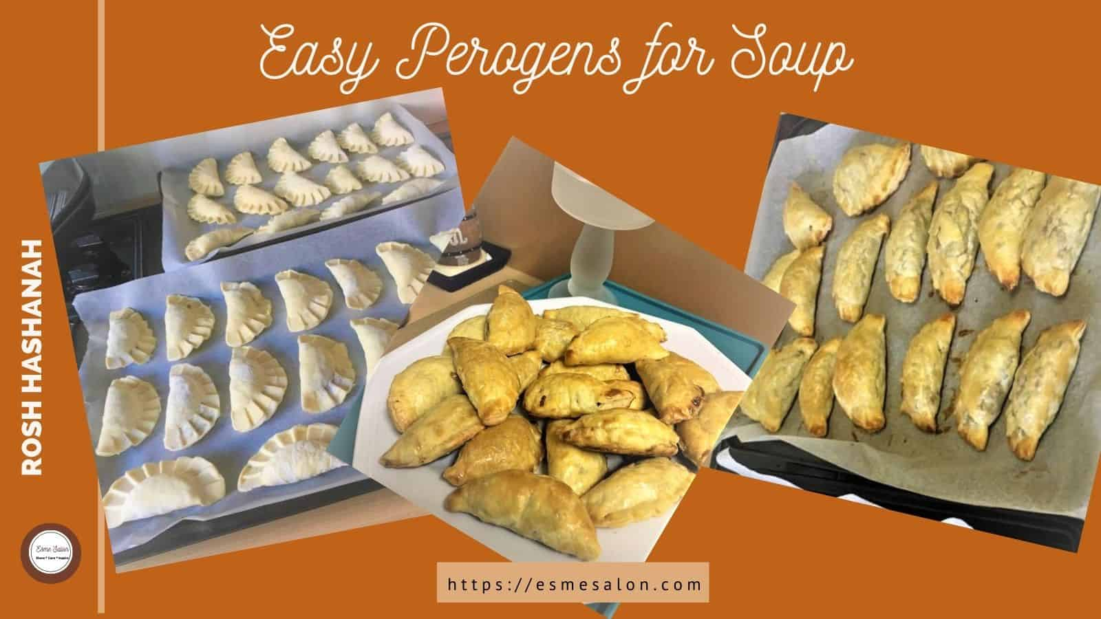 Easy Perogens for Soup