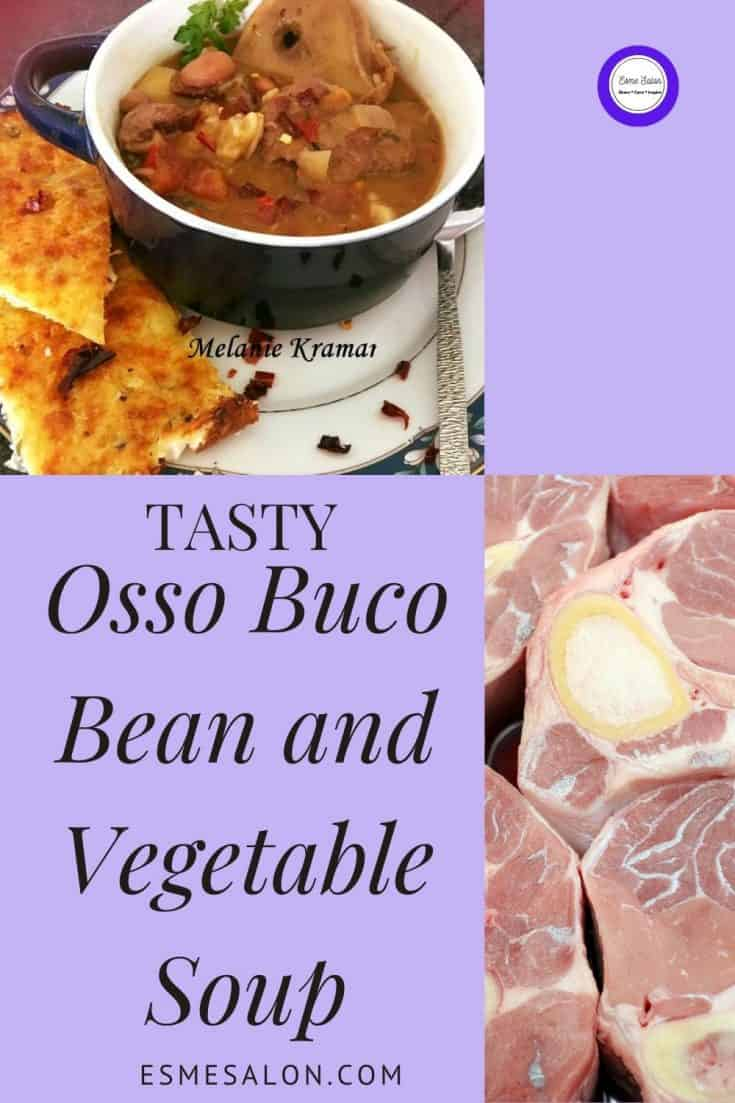 Osso Buco Bean and Vegetable Soup