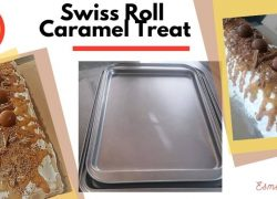 One Unforgettable Chocolate Swiss Roll