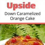 Caramelized Orange Cake