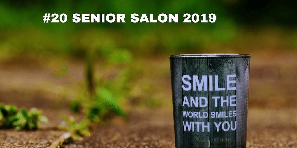 #20 SENIOR SALON 2019