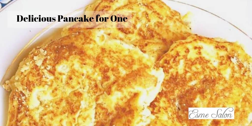 Pancakes for One