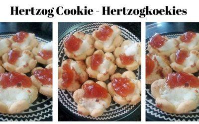 Hertzog Cookie