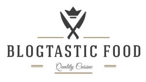 Nick's Blogtastic Food Logo