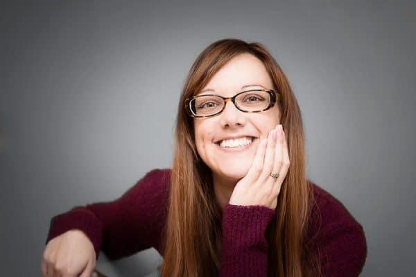 Head shot of Christy Birmingham