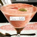 Coconut Cream Strawberry